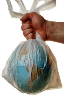 Earth in a bag