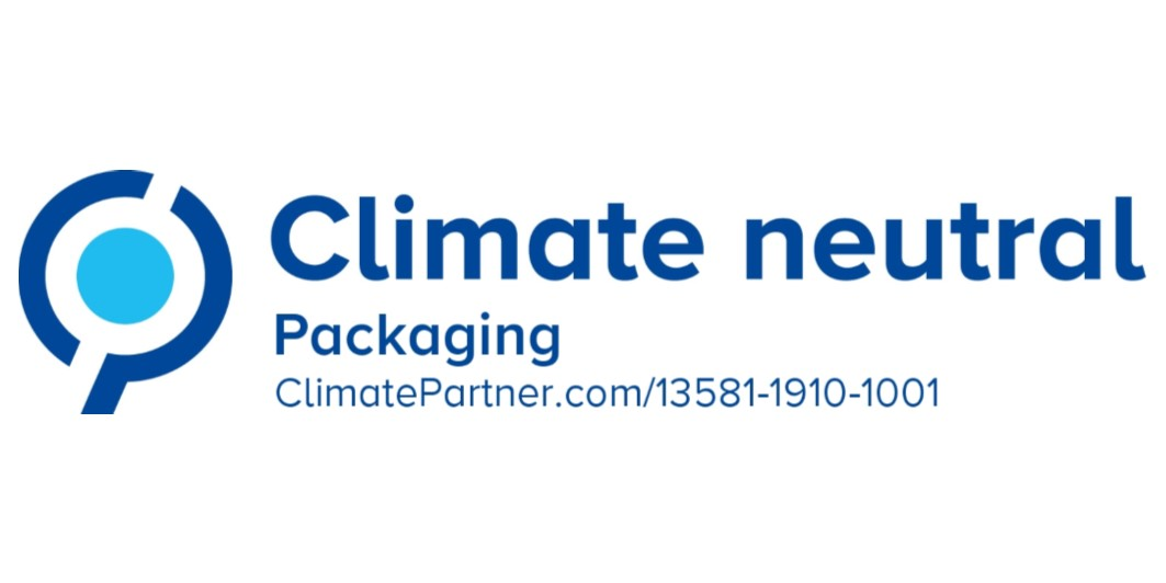 Climate Neutral Packaging_ClimatePartner.com/13581-1910-1001