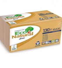 "The ""EcoNatural"" napkins made from Fiberpack® are of the highest quality, resistant, absorbent and soft"