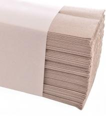 Paper towels comfort C-fold 1-layer, white