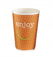 Double wall paper cup16oz IMPRESSO